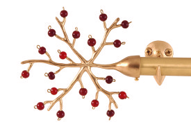 CLASSIC_Cherry_Finial_Matt Gold