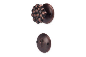 ACCESS_Cobble_Mortise Handle_Ant. Copper