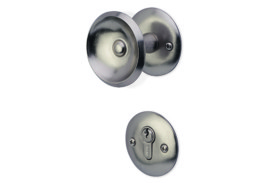 ACCESS_Disc_Mortise Handle_Matt Nickel
