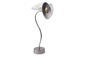 AURA_Corona_Table Lamp_Chrome