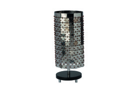 AURA_Tikli_Table Lamp_Stainless Steel